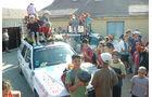 Rallye Allgäu-Orient, Kinder, Autodach