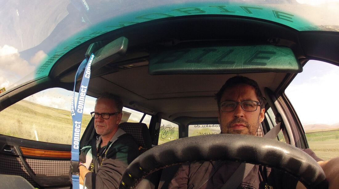 Rallye Allgäu-Orient, Zeljko, Jürgen