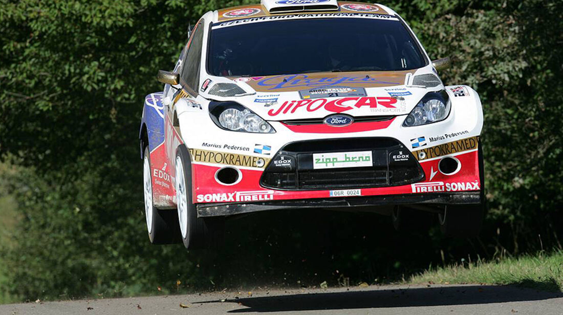 Rallye Deutschland 2010, Ford Fiesta S2000