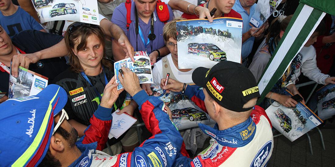 Rallye Deutschland 2010, Hirvonen