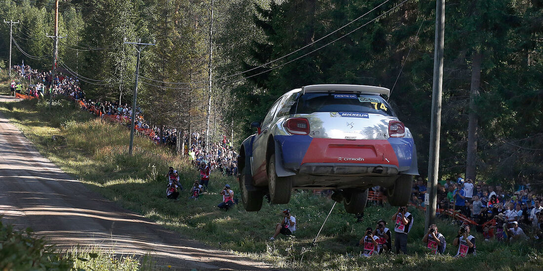 Rallye Finnland 2013, Tag 3