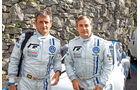 Rallye Legend San Marino, Luis Moya, Carlos Sainz