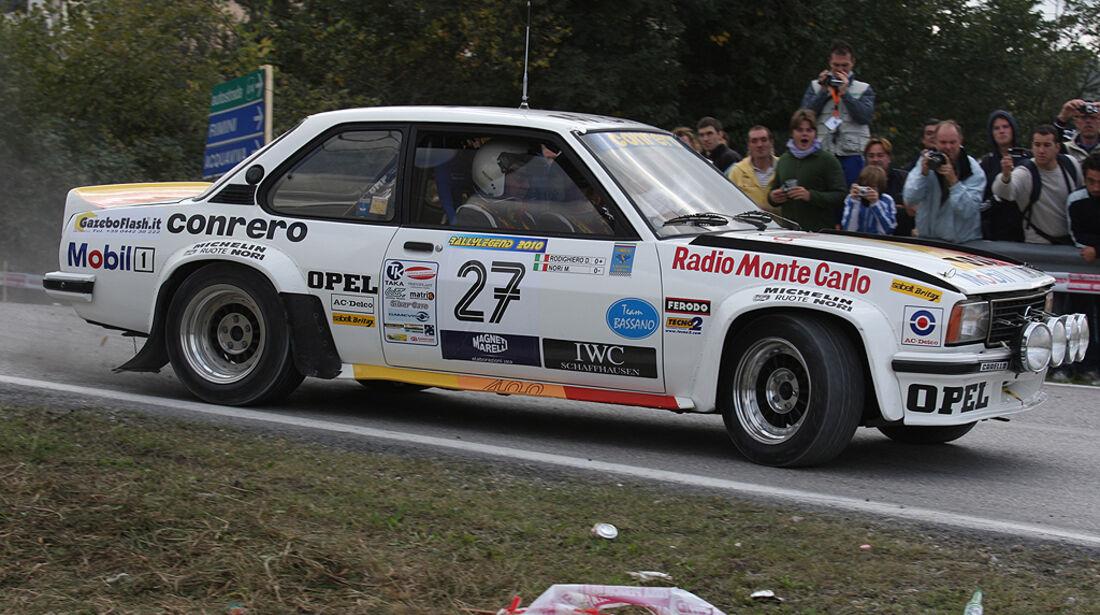 Rallye Legends, San Marino, Opel Ascona
