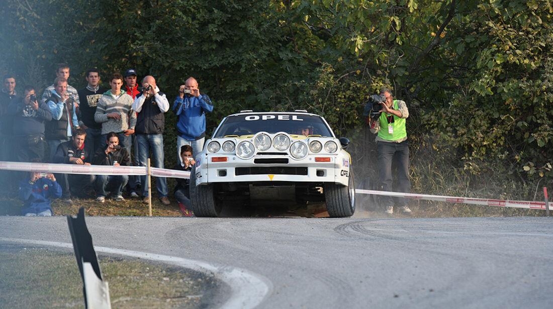 Rallye Legends, San Marino, Opel Manta