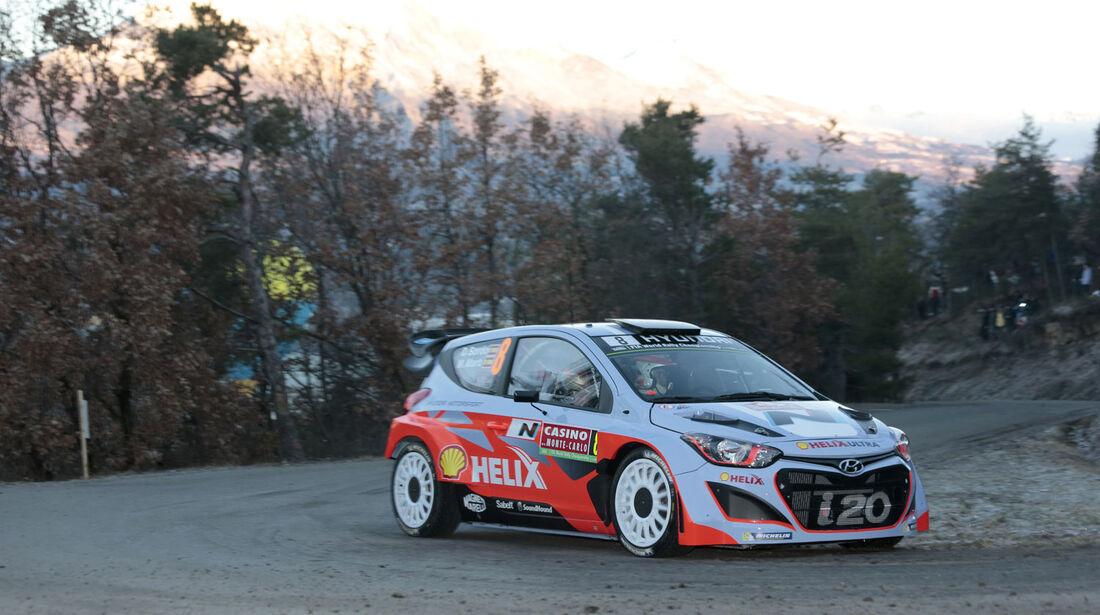 Rallye Monte Carlo - Sordo