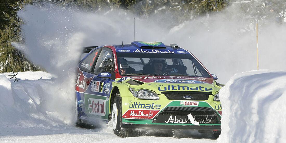 Rallye Norwegen 20090