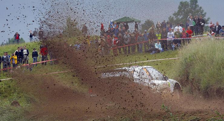 Rallye Polen, Petter Solberg, Citroen Xsara WRC