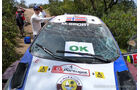 Rallye Portugal - Crash 2013