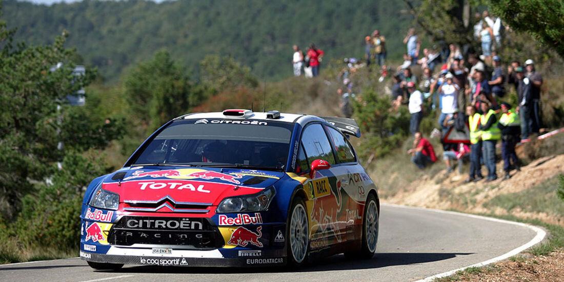Rallye Spanien 2009