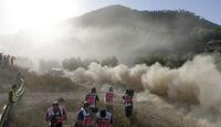 Rallye Spanien, Tag 3, Ogier , VW