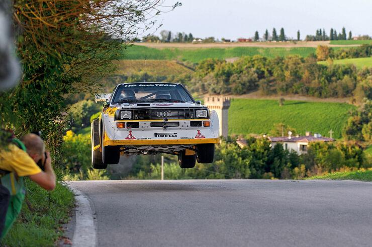 Rallylegend San Marino, Audi Sport Quattro S1