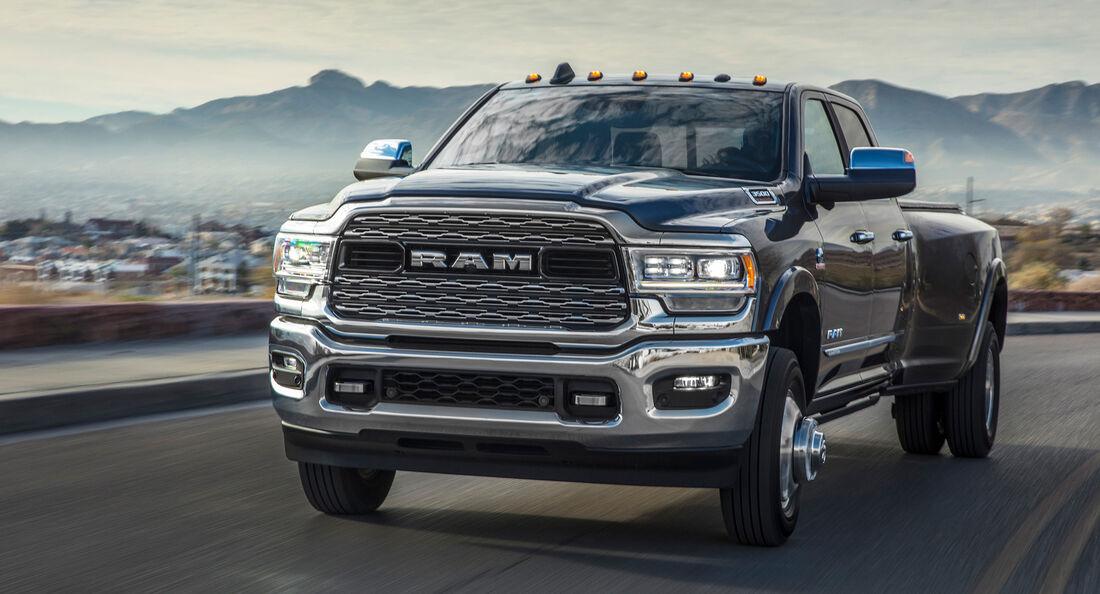 Der Neue Ram Heavy Duty 2019 Ist Ein Monster Auto Motor Und Sport