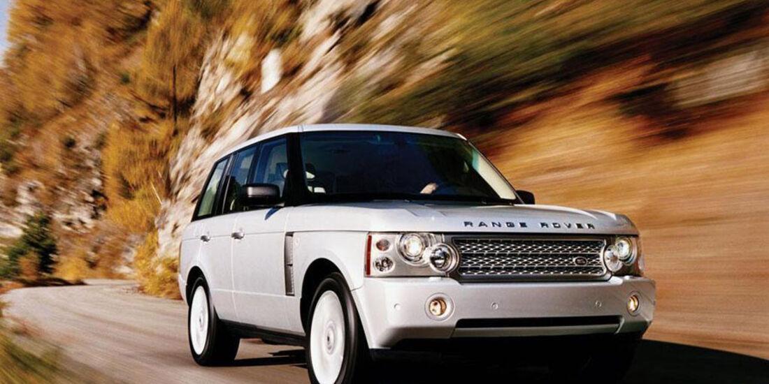 Range Rover 5.0 V8 Supercharged