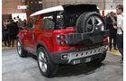 Range Rover DC100 Auto-Salon Genf 2012