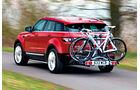 Range Rover Evoque, Fahrradträger