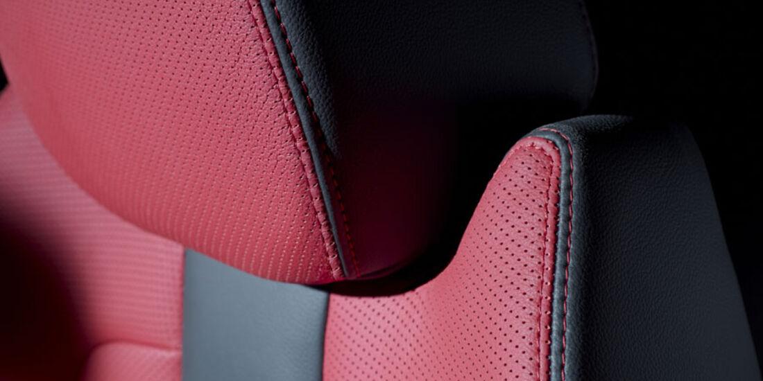 Range Rover Evoque Fünftürer, Kopfstütze, Sitz