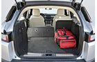 Range Rover Evoque, Interieur, Kofferraum
