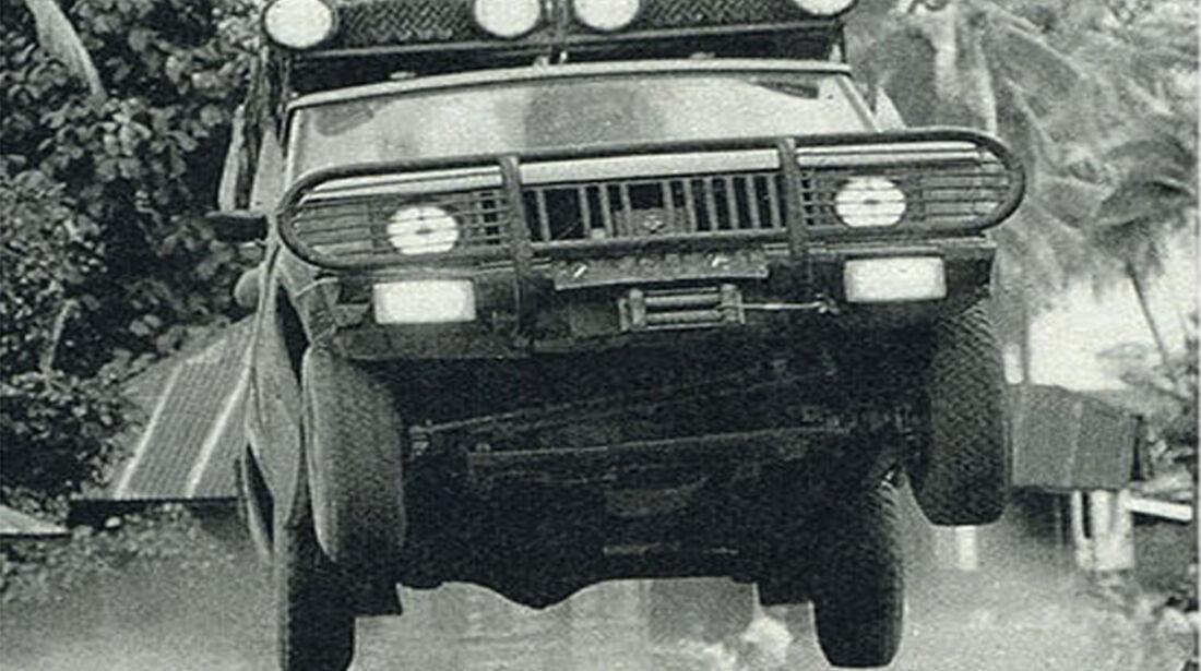 Range Rover, IAA 1981