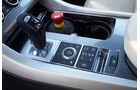 Range Rover Sport, Mittelkonsole