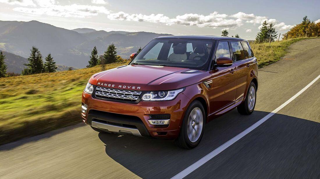 Range Rover Sport SDV8 MY 2014