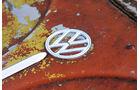 Rat Style Käfer - VW-Emblem