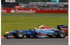 Red Bull - 2012 - GP England - Formel 1