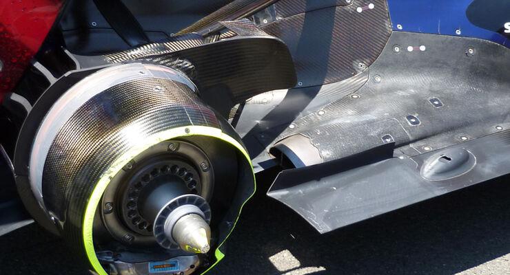 Red Bull Auspuff GP Europa 2011