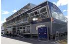 Red Bull - F1 - Motorhome - GP Spanien 2016 - Barcelona