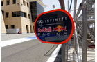 Red Bull - Formel 1 - GP Bahrain - Sakhir - 4. April 2014
