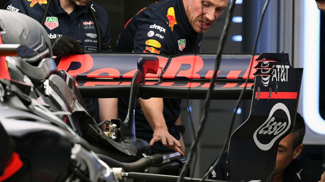 Red Bull - Formel 1 - GP China - Shanghai - 6.4.2017