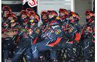 Red Bull  - Formel 1 - GP Japan - 9. Oktober 2011