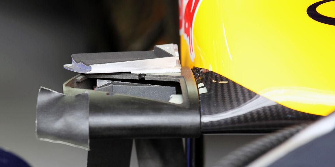 Red Bull - Formel 1 - GP Kanada 2012 - 8. Juni 2012