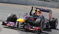 Red Bull - Formel 1 - GP Kanada 2013