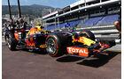 Red Bull - Formel 1 - GP Monaco - 25. Mai 2016