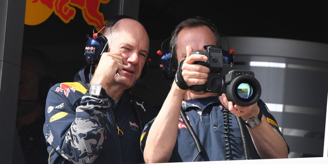 Red Bull - Formel 1 - GP Monaco - 26. Mai 2016