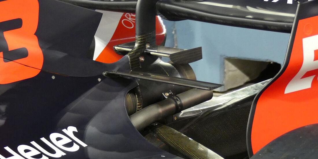 Red Bull - Formel 1 - GP Singapur - 13. September 2018