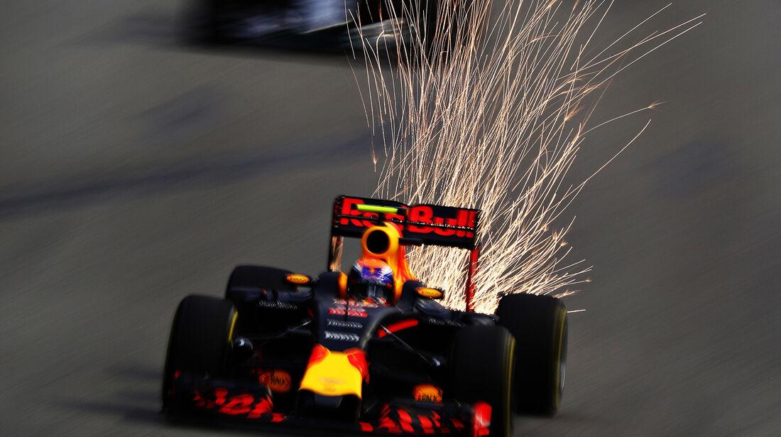 Red Bull - Formel 1 - GP Singapur - 2016