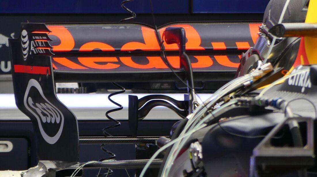 Red Bull - Formel 1 - GP Spanien - 11. Mai 2017