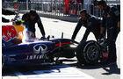Red Bull - Formel 1 - GP USA - 1. November 2014