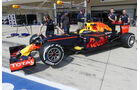 Red Bull - Formel 1 - GP USA - Austin - 20. Oktober 2016