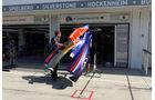 Red Bull - Formel 1 - GP Ungarn - 24. Juli 2014