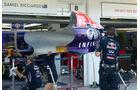 Red Bull - Formel 1 - GP Ungarn - 25. Juli 2014
