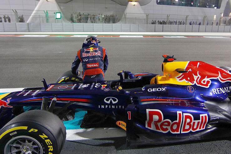 Red Bull GP Abu Dhabi 2012