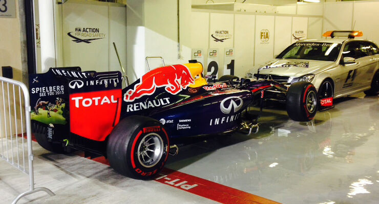 Red Bull - GP Abu Dhabi 2014