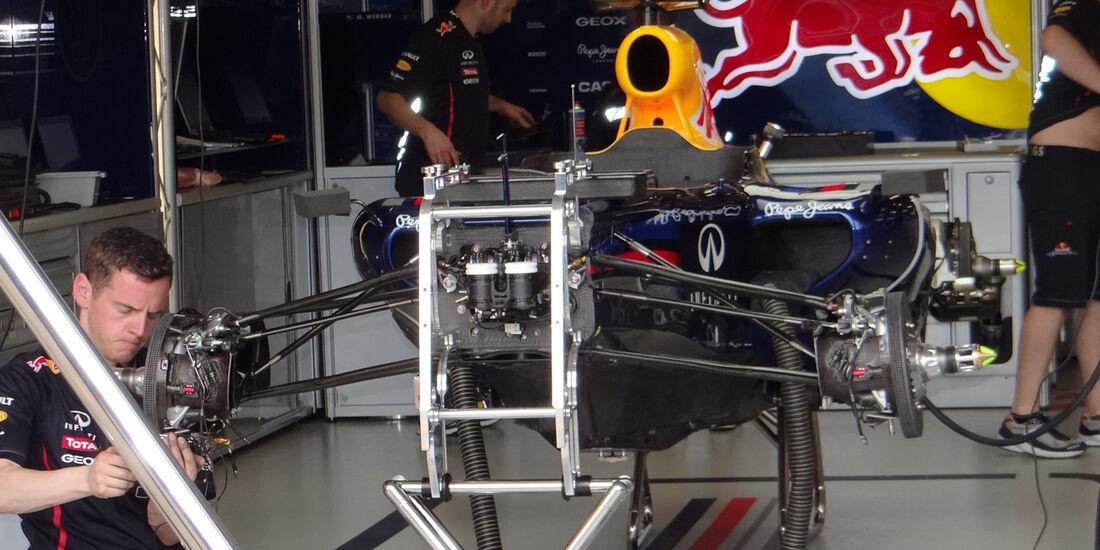 Red Bull - GP Australien - Melbourne - 15. März 2012