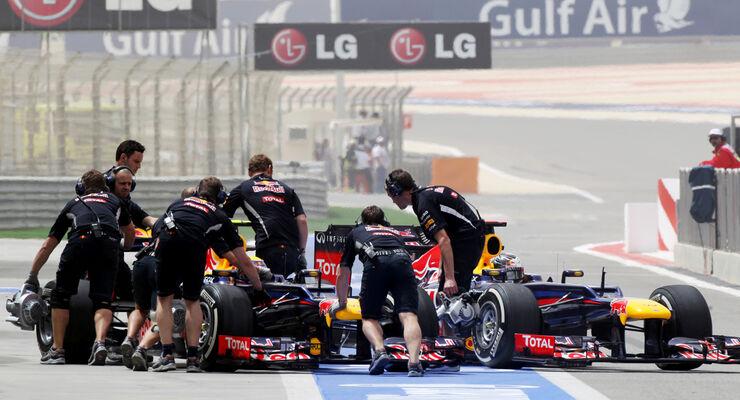 Red Bull GP Bahrain 2012