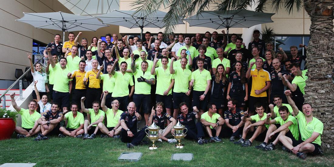 Red Bull - GP Bahrain 2013
