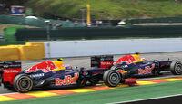 Red Bull GP Belgien 2012