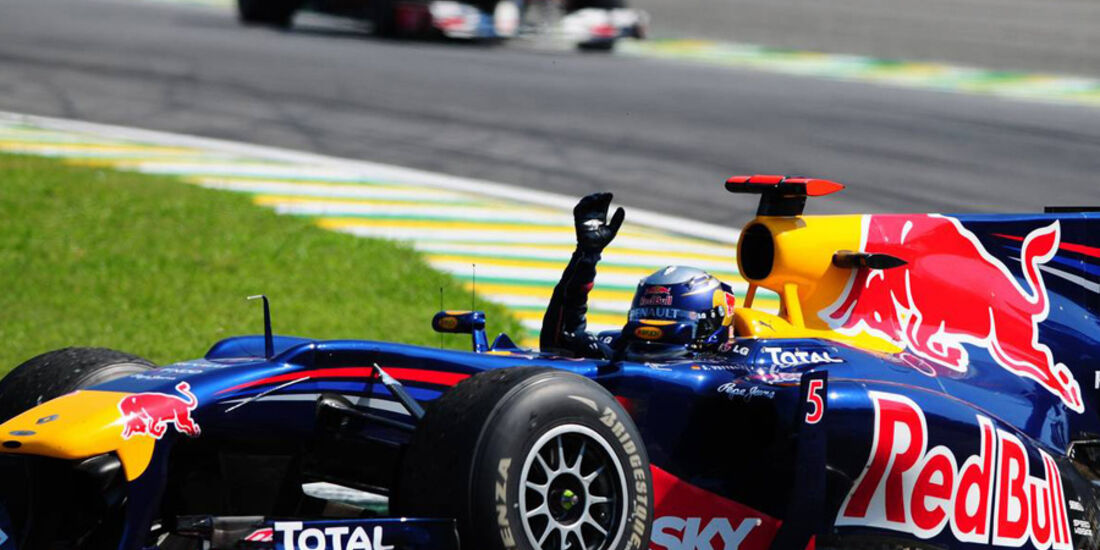 Red Bull GP Brasilien 2010