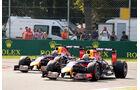 Red Bull - GP Italien 2014